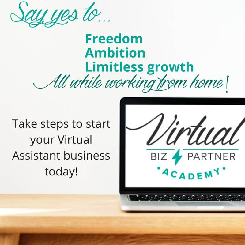 Become A Virtual Assistant And Be Your Own Boss!