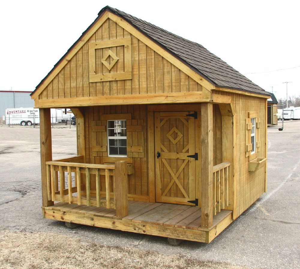 Portable Better Built Playhouse Storage Building | For the Home ...