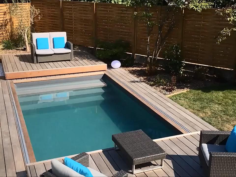 Photo of Rolling-Deck : la terrasse mobile de piscine