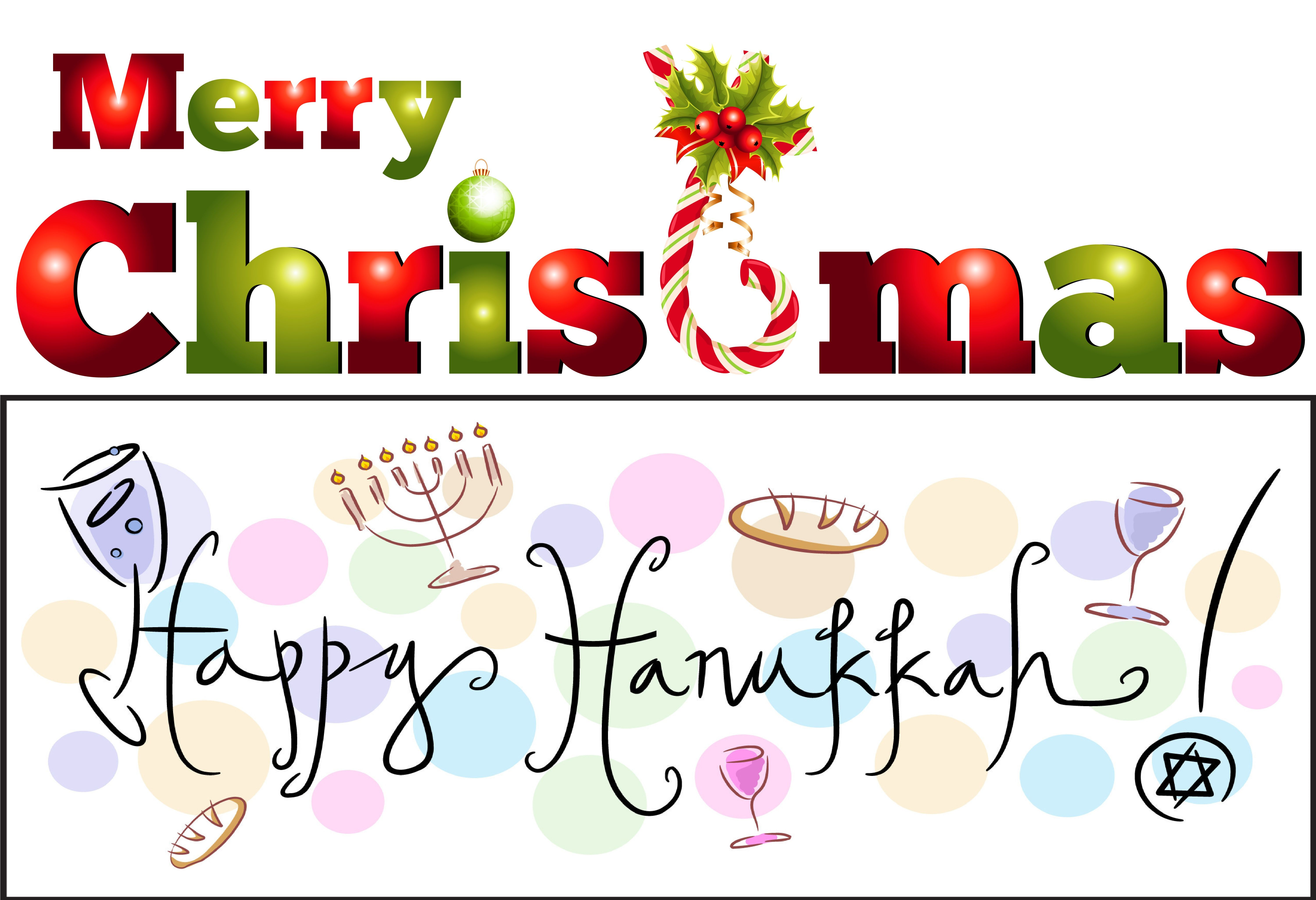 Merry Christmas And Happy Hanukkah From The Ramada