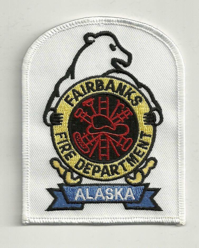 Fairbanks Fire Department (White) Fire department