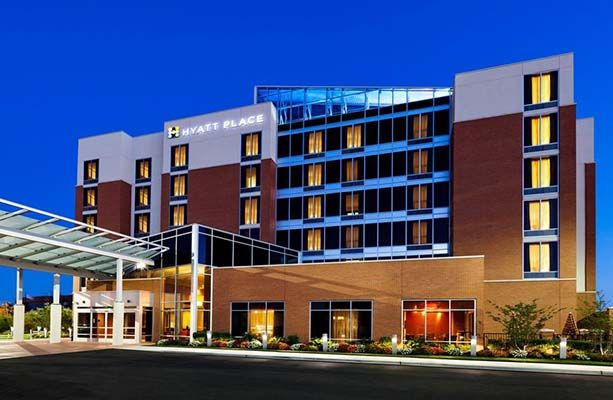 The Hyatt Place Garden City Is Also A Perfect Location For