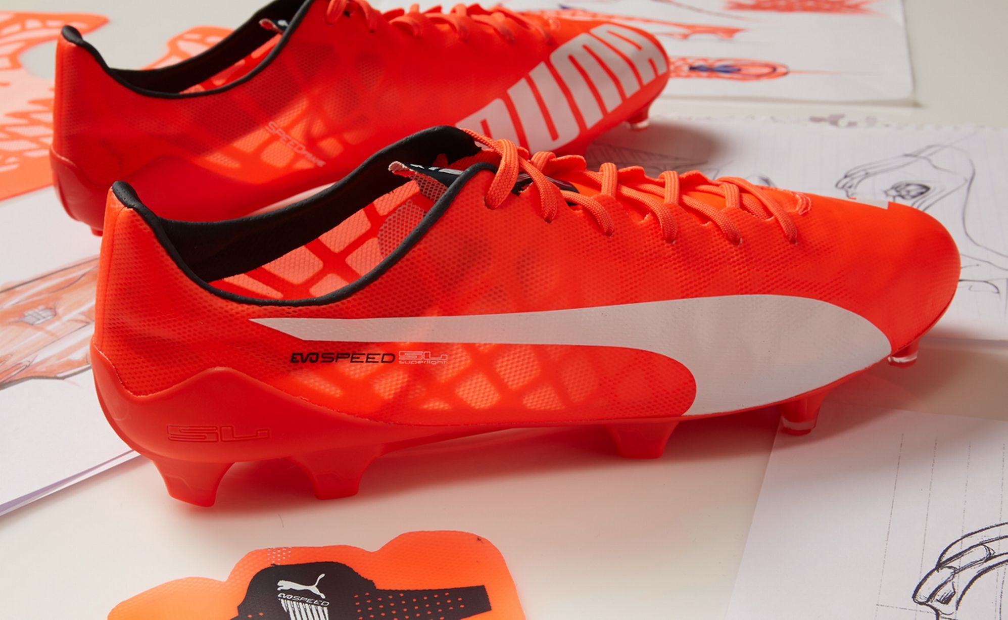 e530834a8 Sergio Aguero, Radamel Falcao and Marco Reus launch new 'evoSPEED SL ...