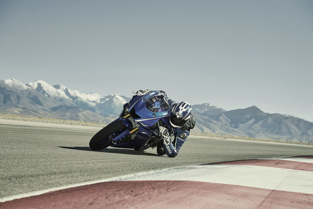 Yamaha R6, Bike, Sports, 4k, 2017 Wallpaper