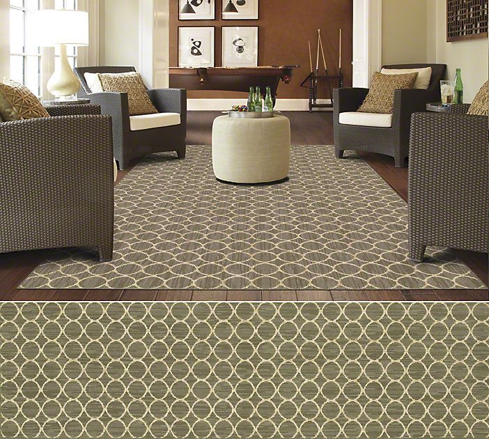 Hgtv Home Flooring By Shaw Area Rug Style Luna De In Color Taupe