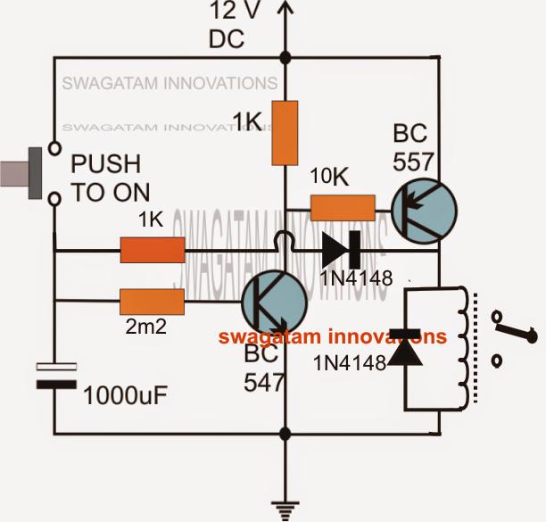 Tremendous Mini Circuit Projects Timer Circuits Emergency Light Hobby Circuits Wiring Database Gramgelartorg