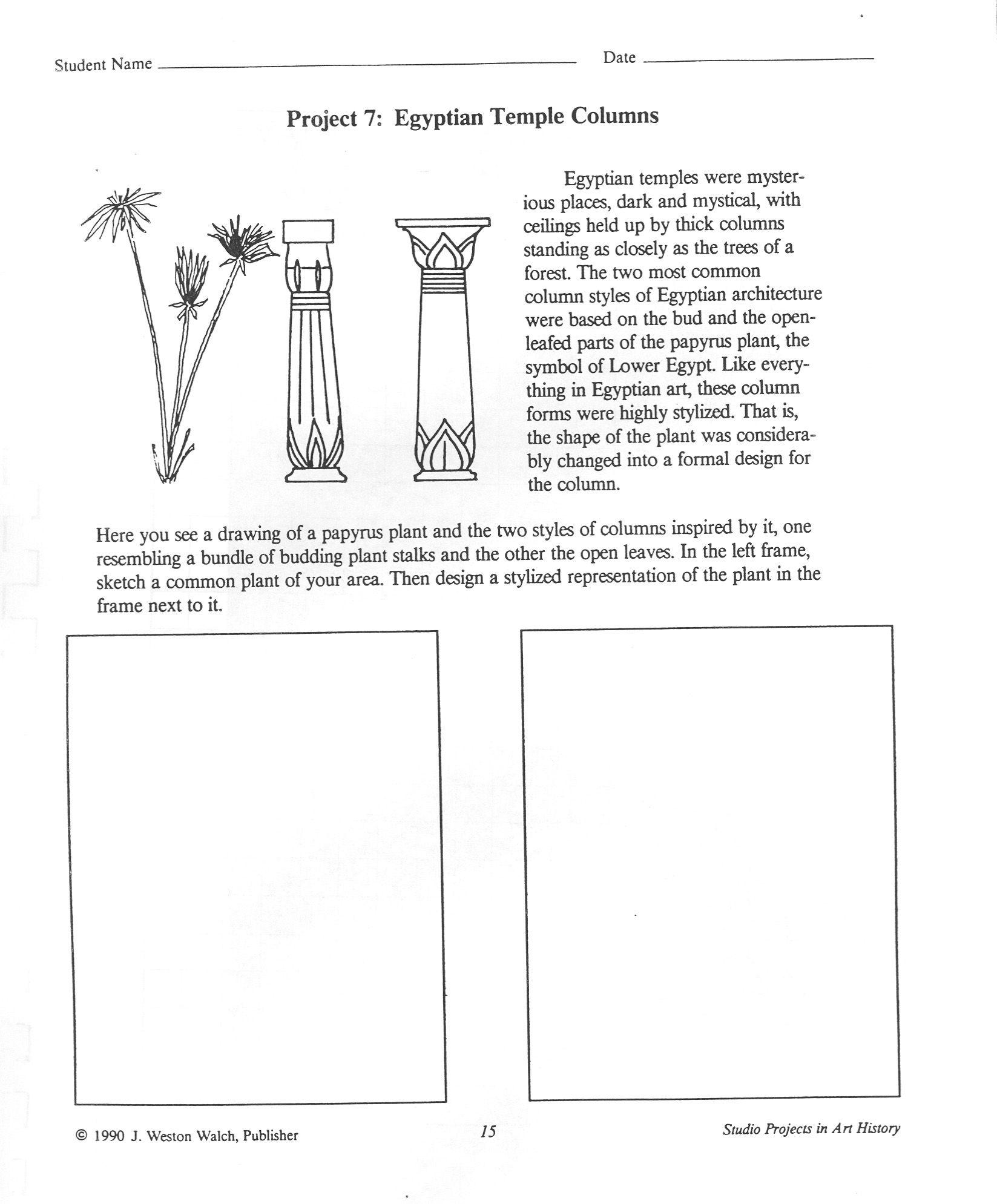 Pin By Jennifer Madani On Ancient Egypt For Kids