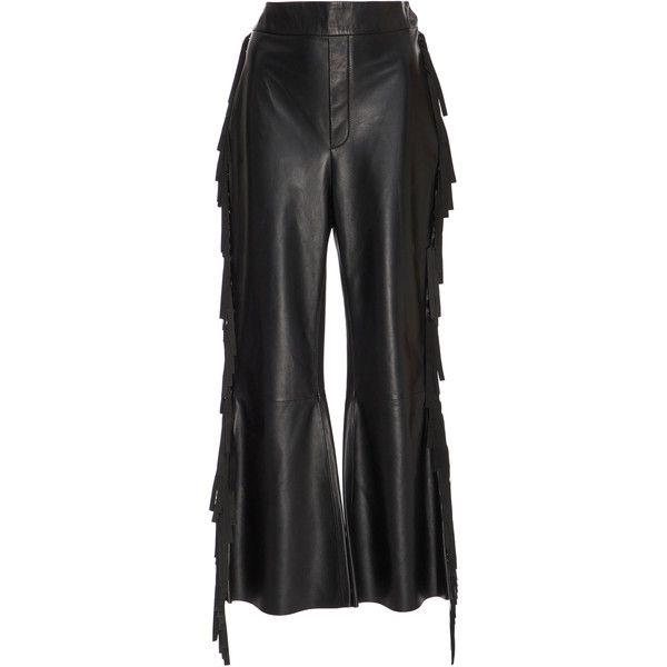 Tomahawk Fringed Leather Pant Ellery M4OhNM8k1K