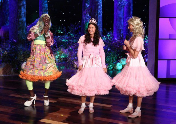 Sophia Grace (2011) Halloween costumes, Halloween and Ellen degeneres - nicki minaj halloween ideas