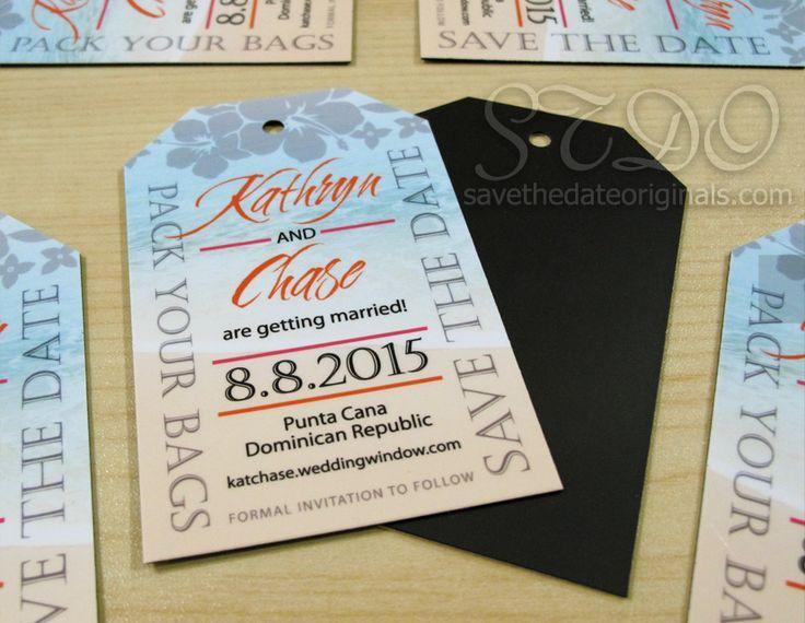 Save The Date Wedding Destination Ideas