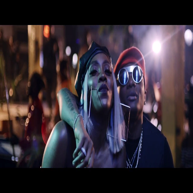 New Music video by Tiwa Savage featuring Wizkid & Spellz
