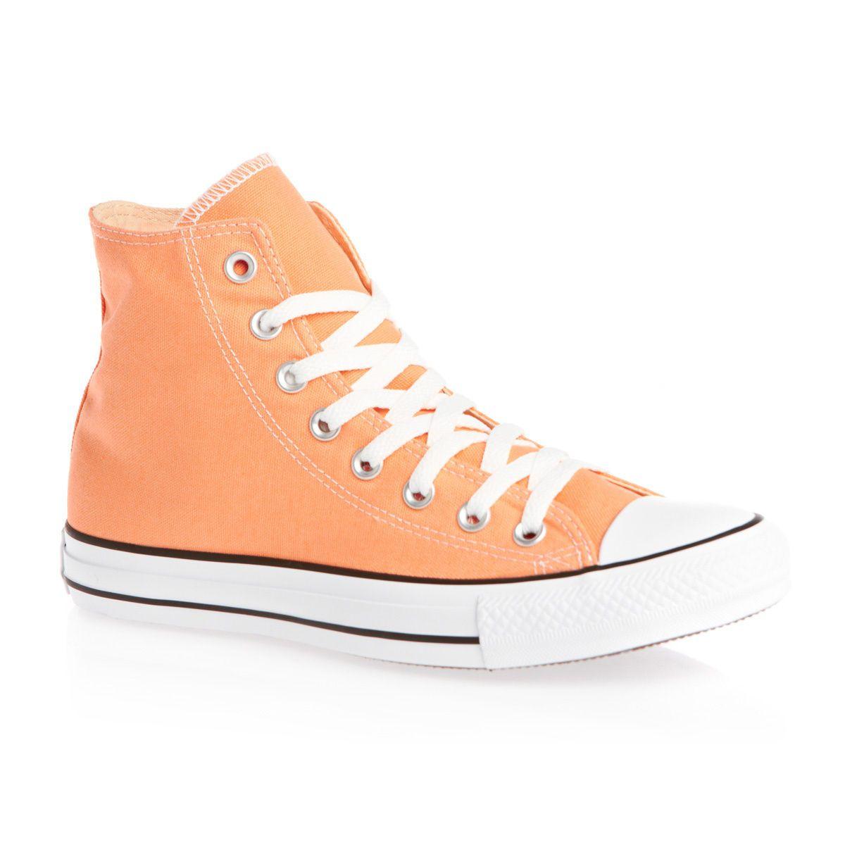 converse all star peach