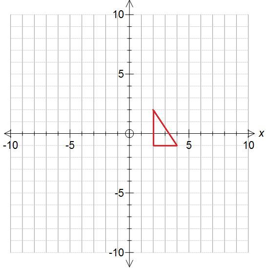 How To Translate A Shape On A Coordinate Grid Using A Vector Math Help Coordinate Grid Math Vector Math Help Vector addition worksheet with answers