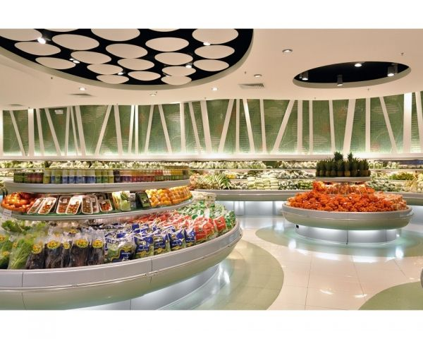 First Place Supermarket The Landmark Makati Manila Philippines