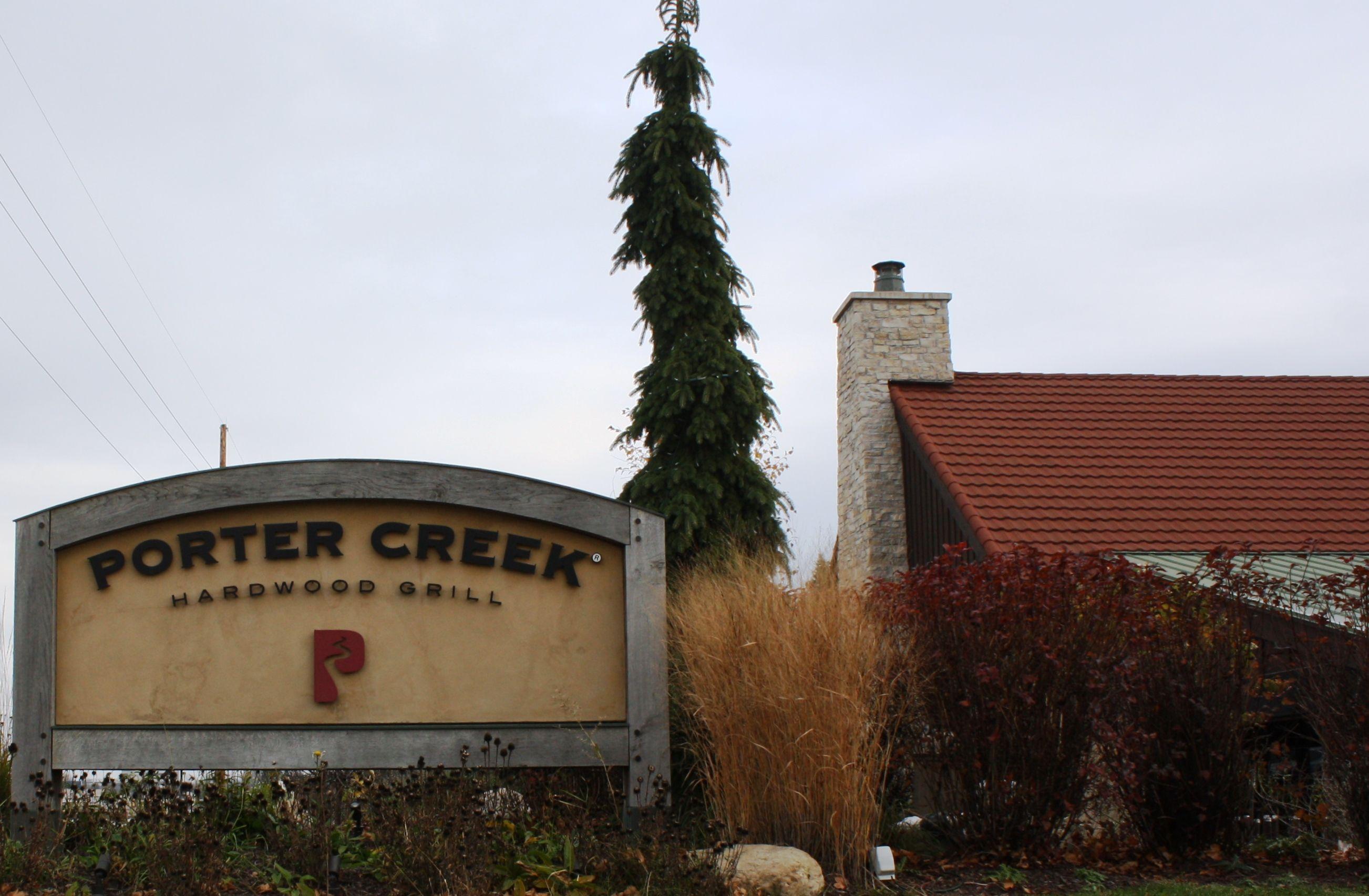 Porter Creek Hardwood Grill Burnsville, MN. Excellent food