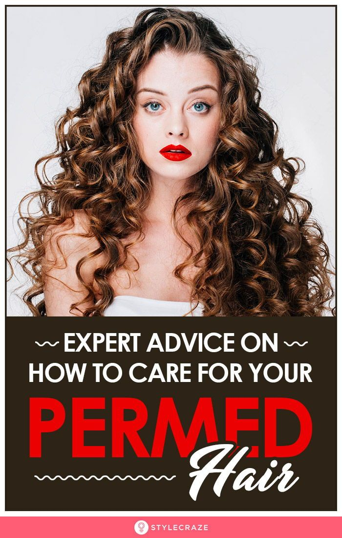 8 Simple And Effective Tips To Take Care Of Your Permed