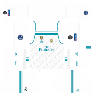 Get The Newest Real Madrid Ucl Kits 2017 2018 Dream League Soccer 512x512 With Url Real Madrid Ucl Dls 2017 2018 Kits Are Very In 2020 Real Madrid Madrid Soccer Kits