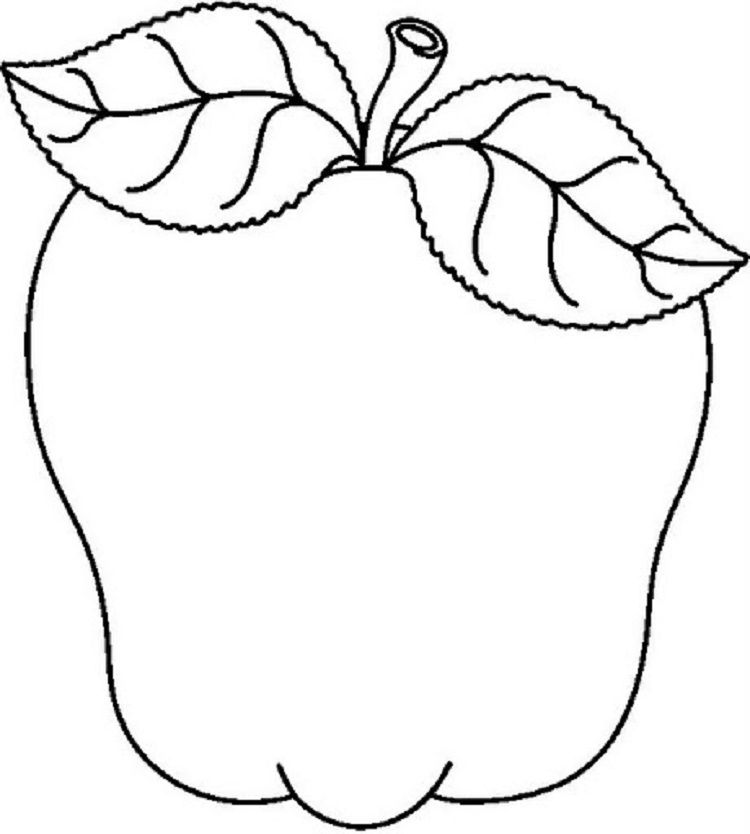 Rose Apple Coloring Page Apple Coloring Pages Apple Roses Spring Coloring Pages