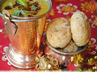 Marwadi Recipe: RAJASTHANI DAAL BATI