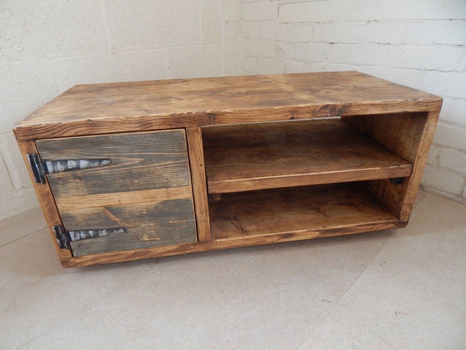 reclaimed wood furniture etsy.