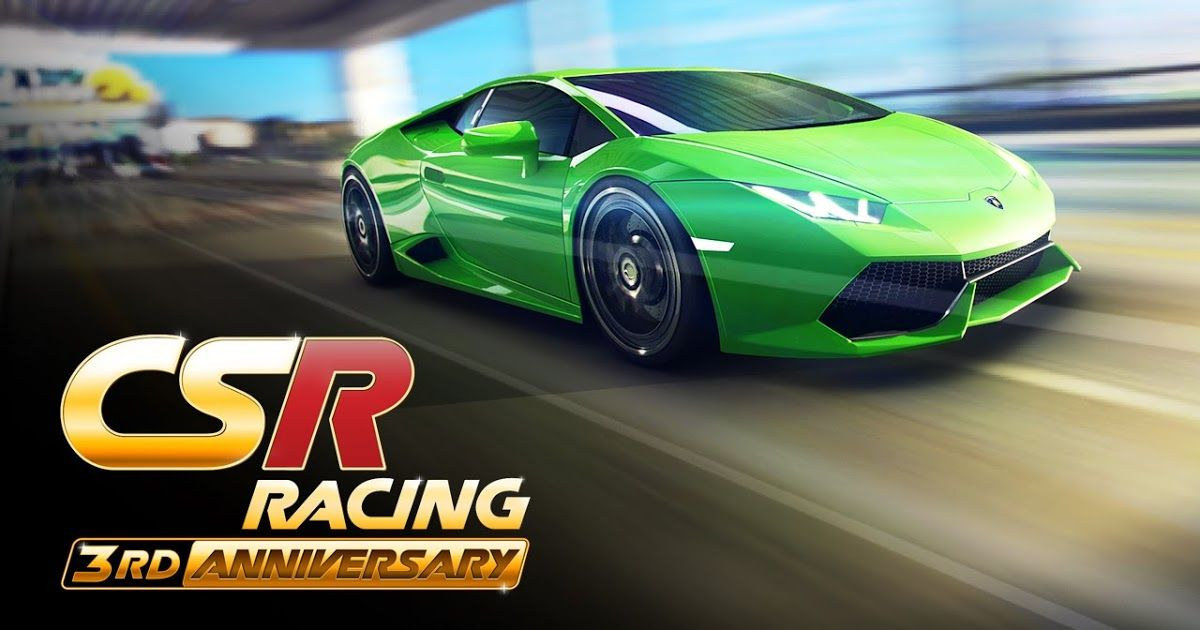 Free Download CSR Racing Game Apps For Laptop Pc Desktop