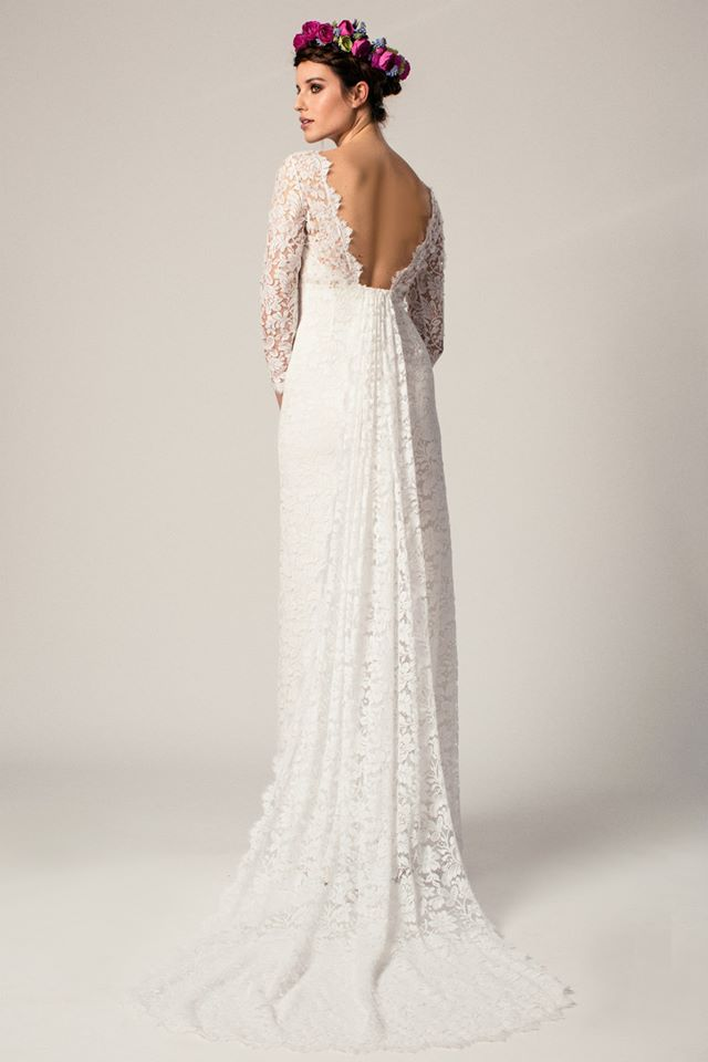 Cant Get Enough Of These Classy Vintage Temperley London Wedding Dresses To See
