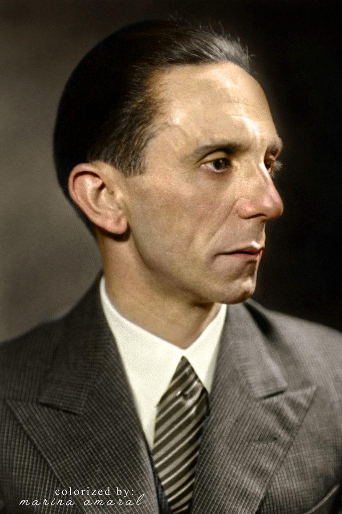 Joseph Goebbels | les