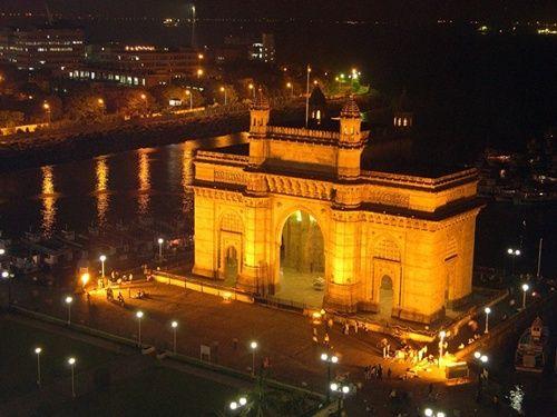 Top 5 Places in Mumbai – Gateway, Mani Bhavan Gandhi