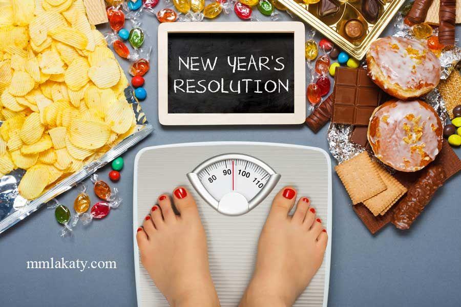 اسباب ثبات الوزن وعدم نزوله أثناء الرجيم و طرق علاج المشكلة New Years Resolution Newyear Healthy
