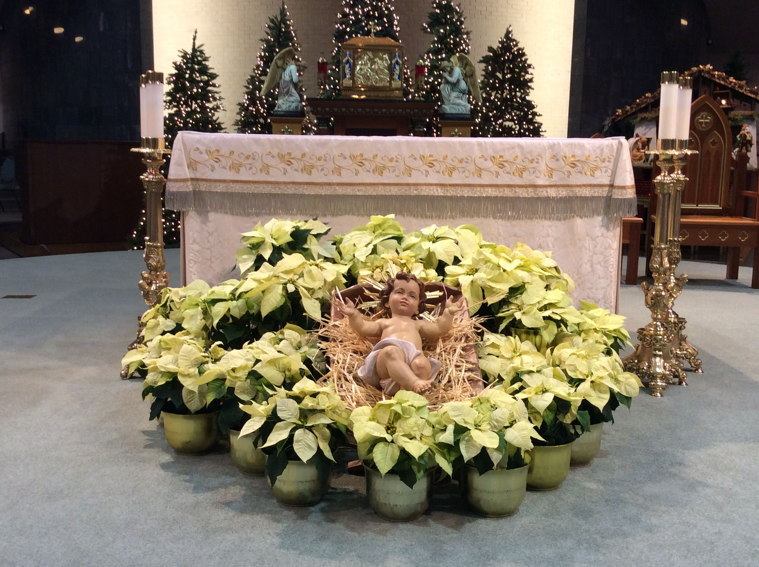 Christmas 2016. Epiphany Of The Lord Catholic Church. Katy Tx ...