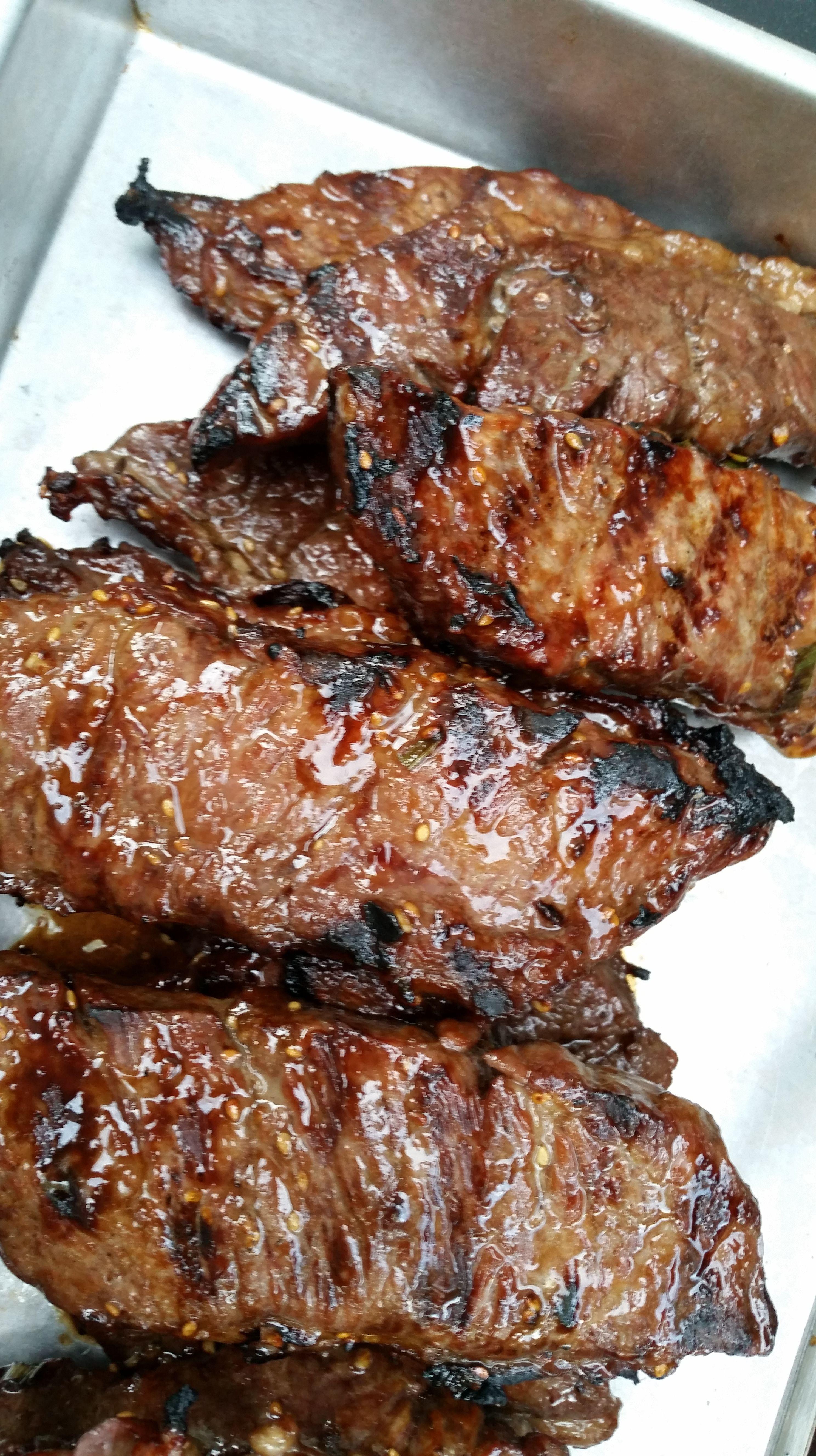 Galbi Korean Bbq Beef Short Ribs The Secret Formula Recipe Is Still Legit Let Me See Your Grill Bbq Beef Short Ribs Korean Bbq Beef Short Ribs