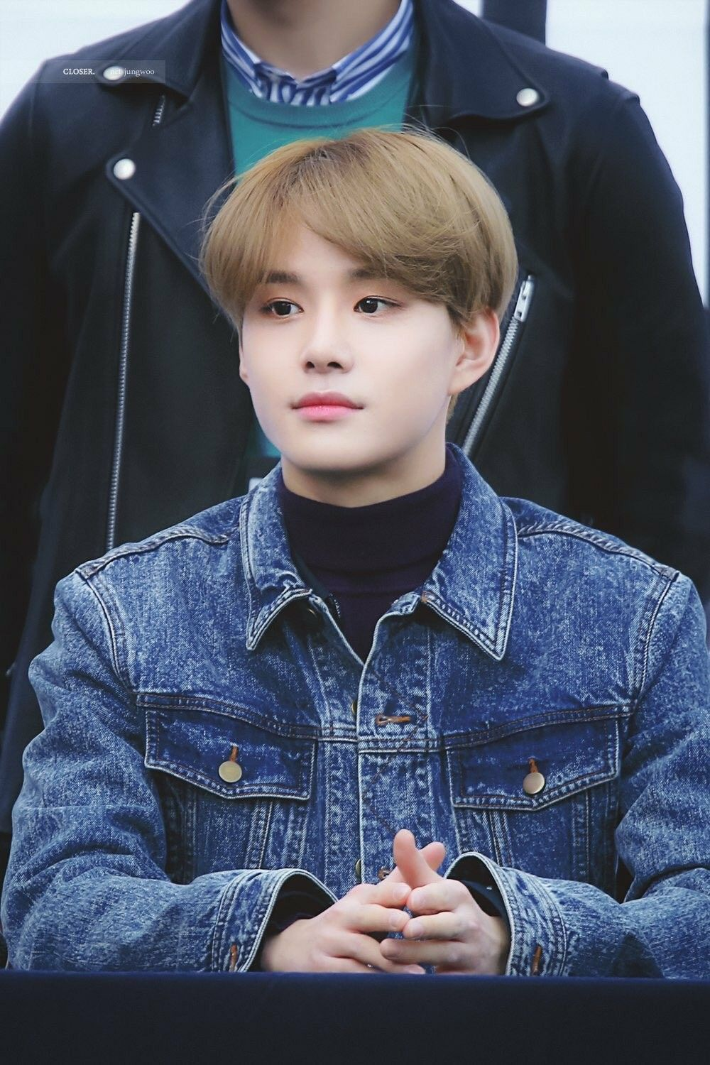 2nd fansign 180324   NCT - JUNGWOO in 2019   NCT, Taeil ...