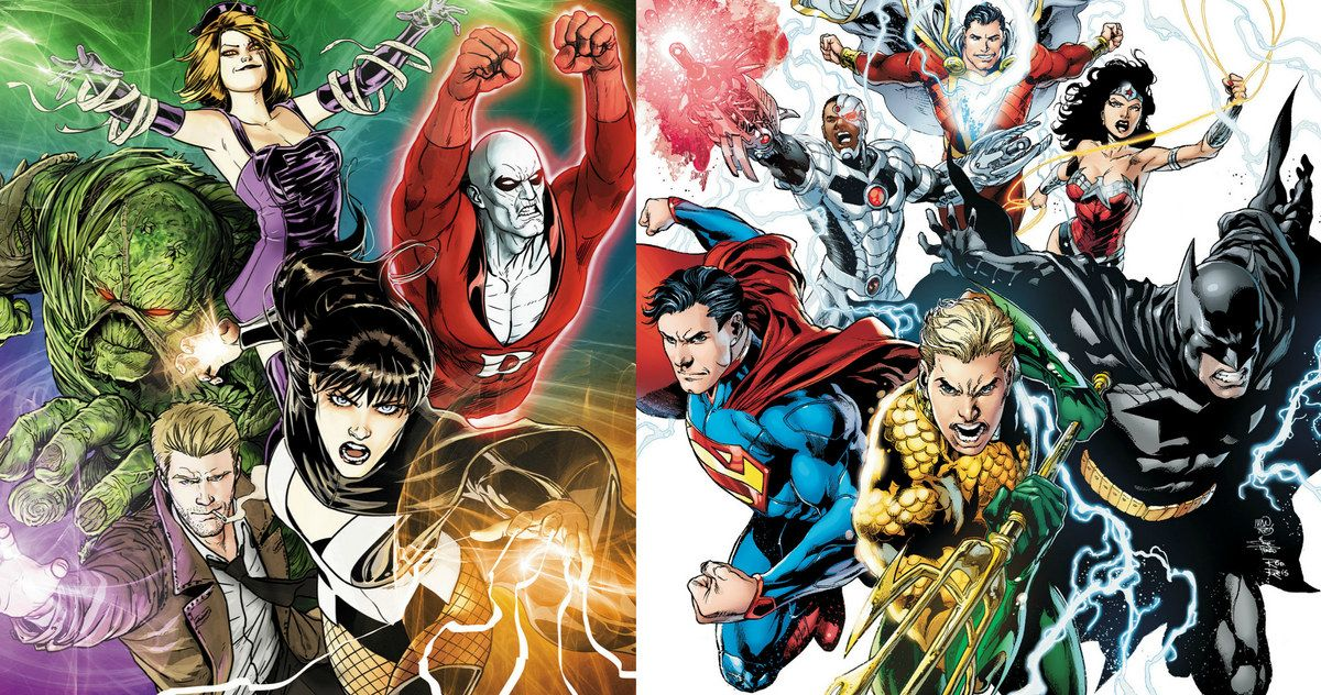 Is 'Justice League Dark' Part of the DC Movie Universe