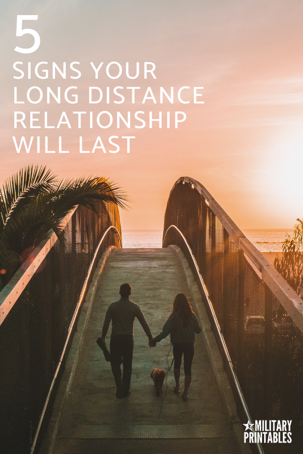 5 Signs Your Long Distance Relationship Will Last
