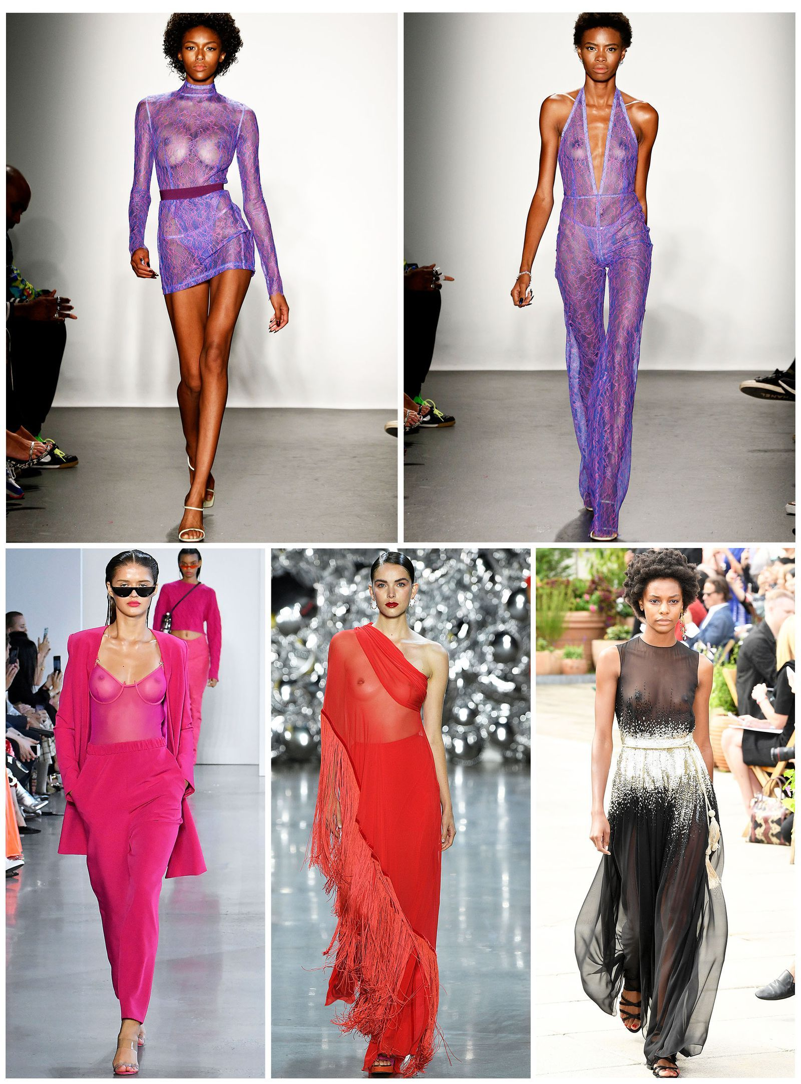 2019 year for lady- Trends spring that make a statement