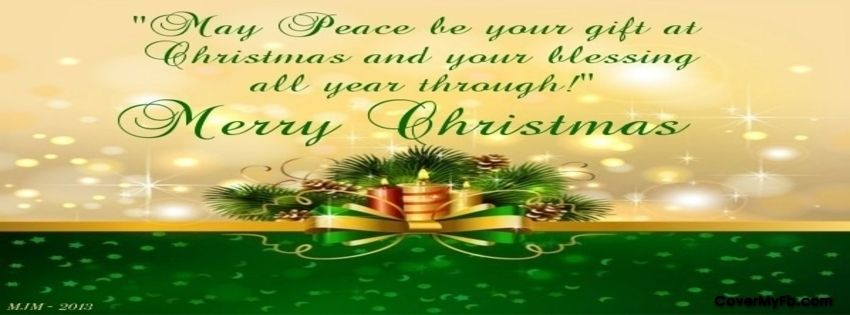 Christmas Wishes Facebook Covers, Christmas Wishes FB Covers ...