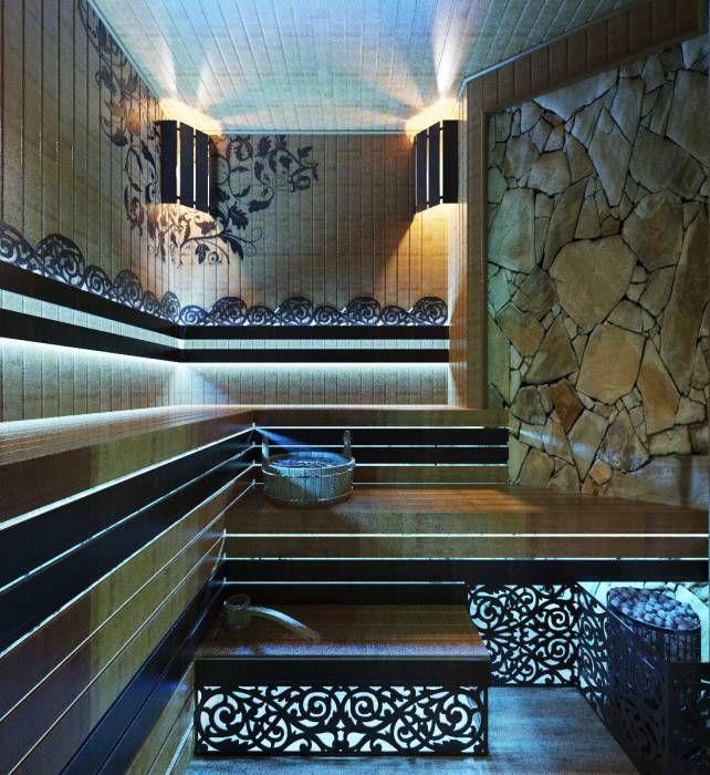Комнаты идеи дизайна, интерьеры  фото Saunas and Spa