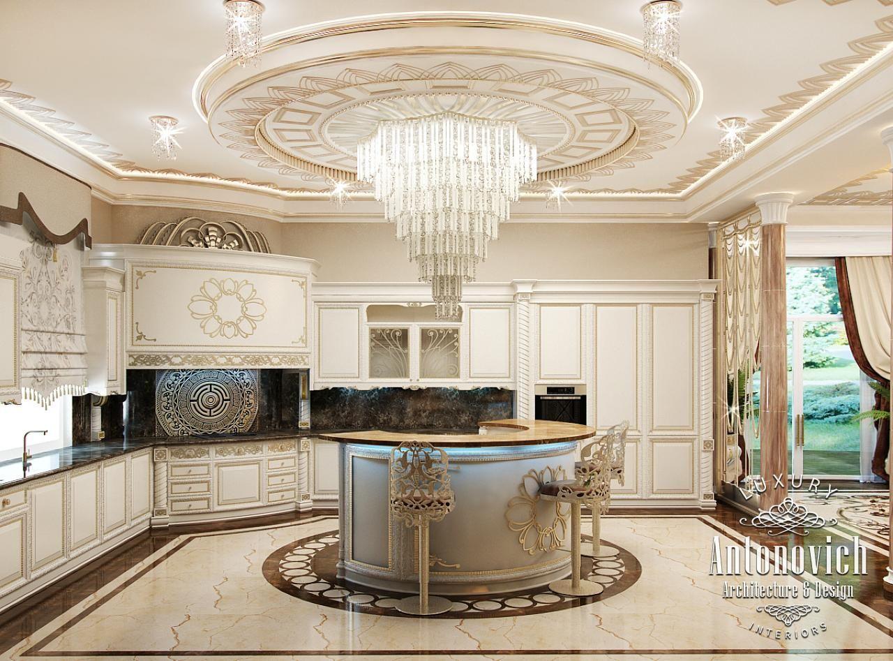 Kitchen Design In Dubai Luxury Kitchen Dining Photo 6