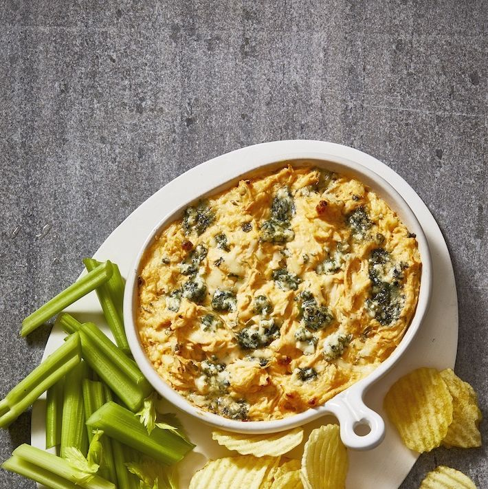 This Buffalo Chicken Dip Is Irresistible — and Perfect for Game Day