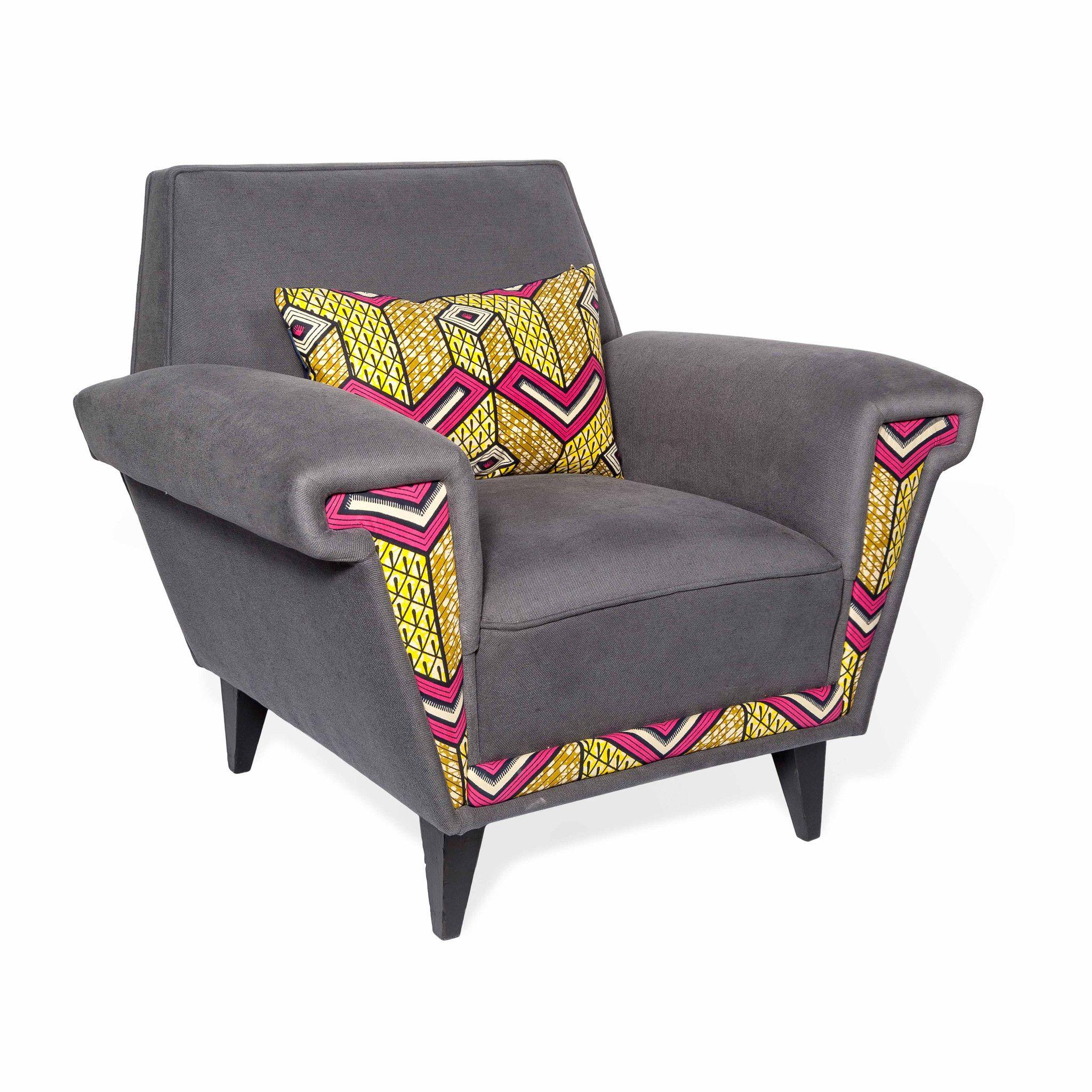 Lubumbashi Armchair