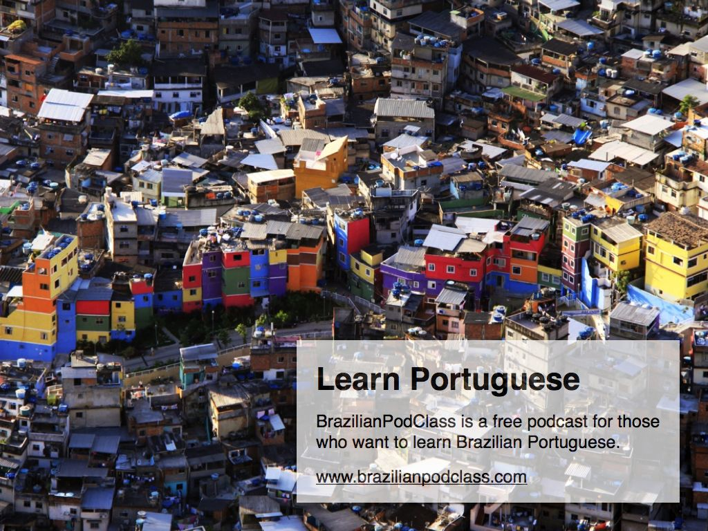 Learn Portuguese With Brazilianpodclass With Images
