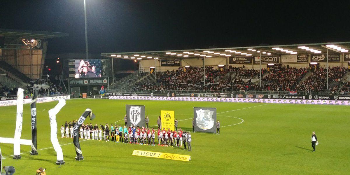 Angers Amiens Résumé vidéo buts (10 Amiens, Angevin