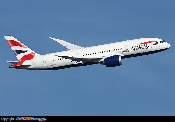 Boeing 787-836 Dreamliner
