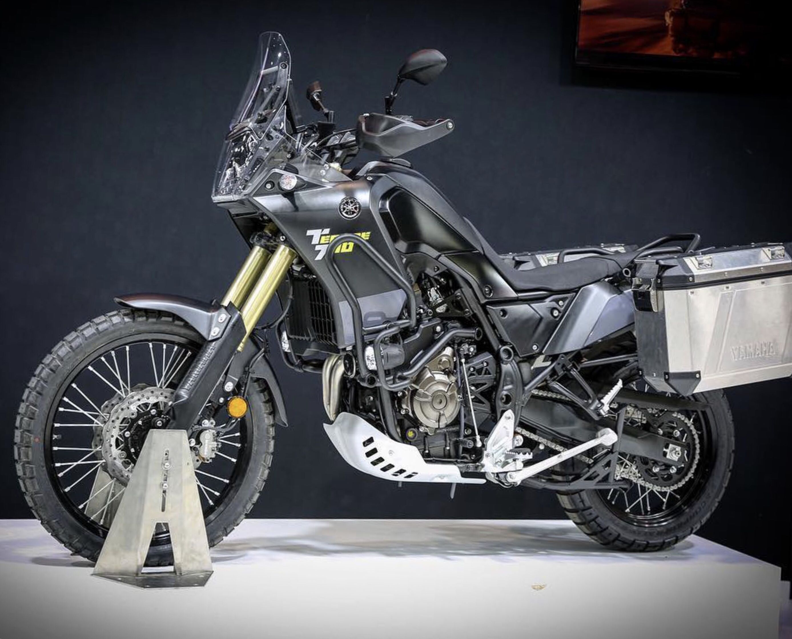 Yamaha Announces Production Plans For All New Tenere 700