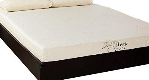 Nature S Sleep 6 Gel Memory Foam Mattress Queen Startling