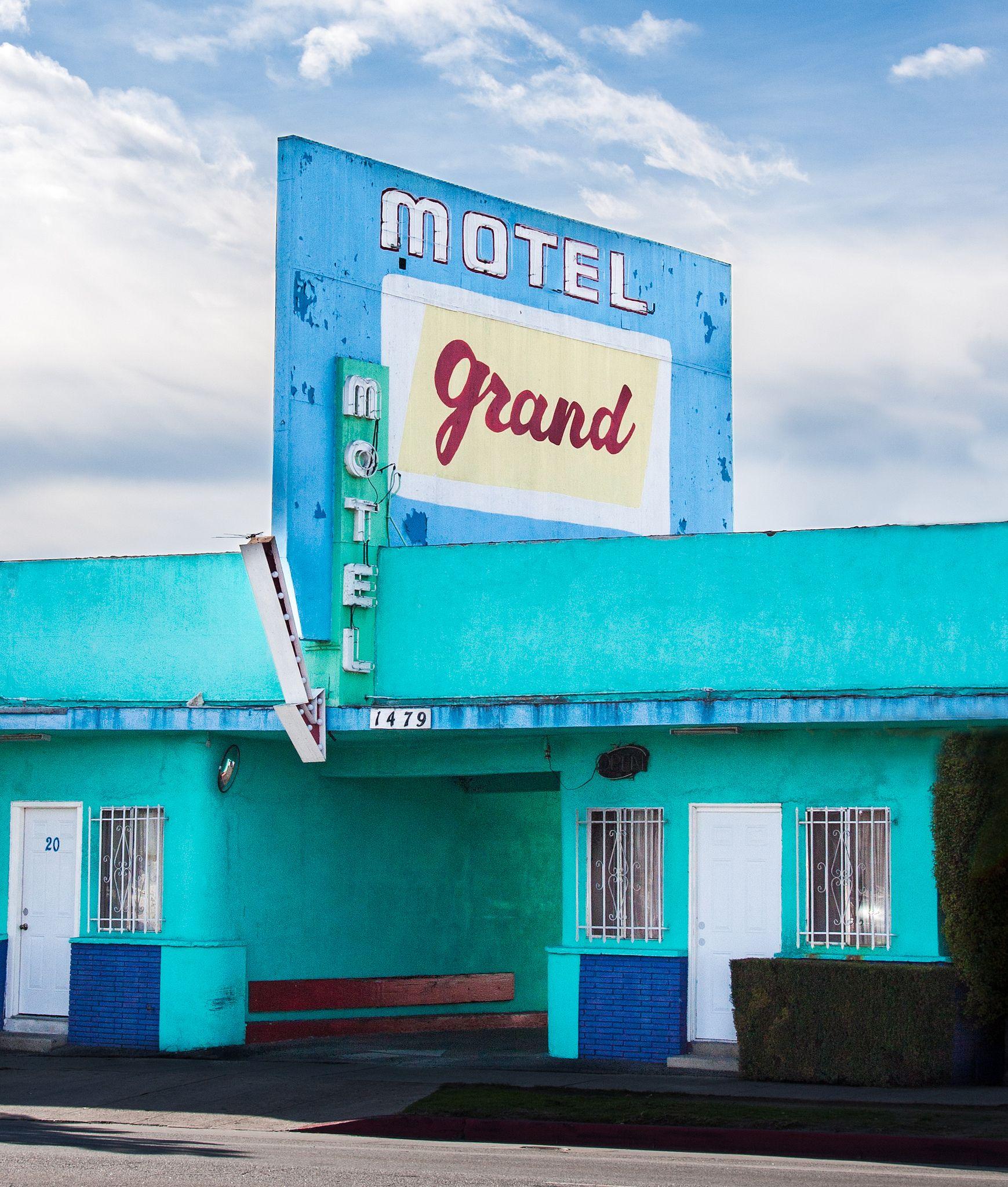 Motel Grand Motel Homeless Housing Grands