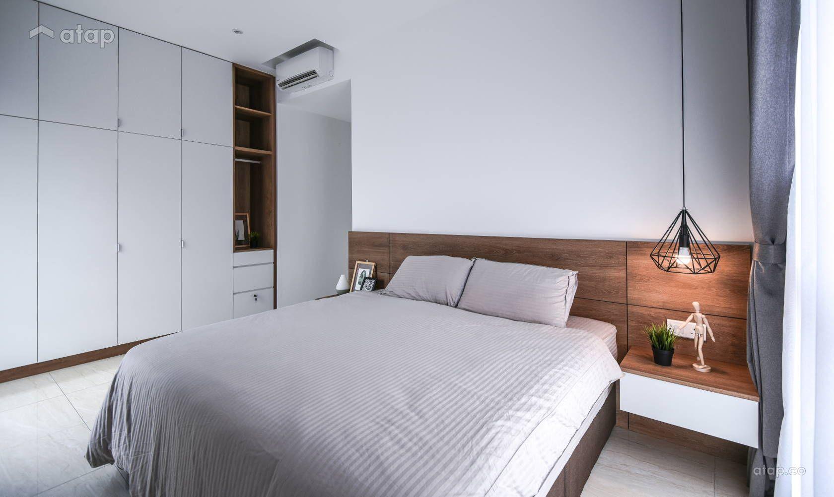 Pleasant Contemporary Minimalistic Bedroom Condominium Design Ideas Interior Design Ideas Gentotryabchikinfo