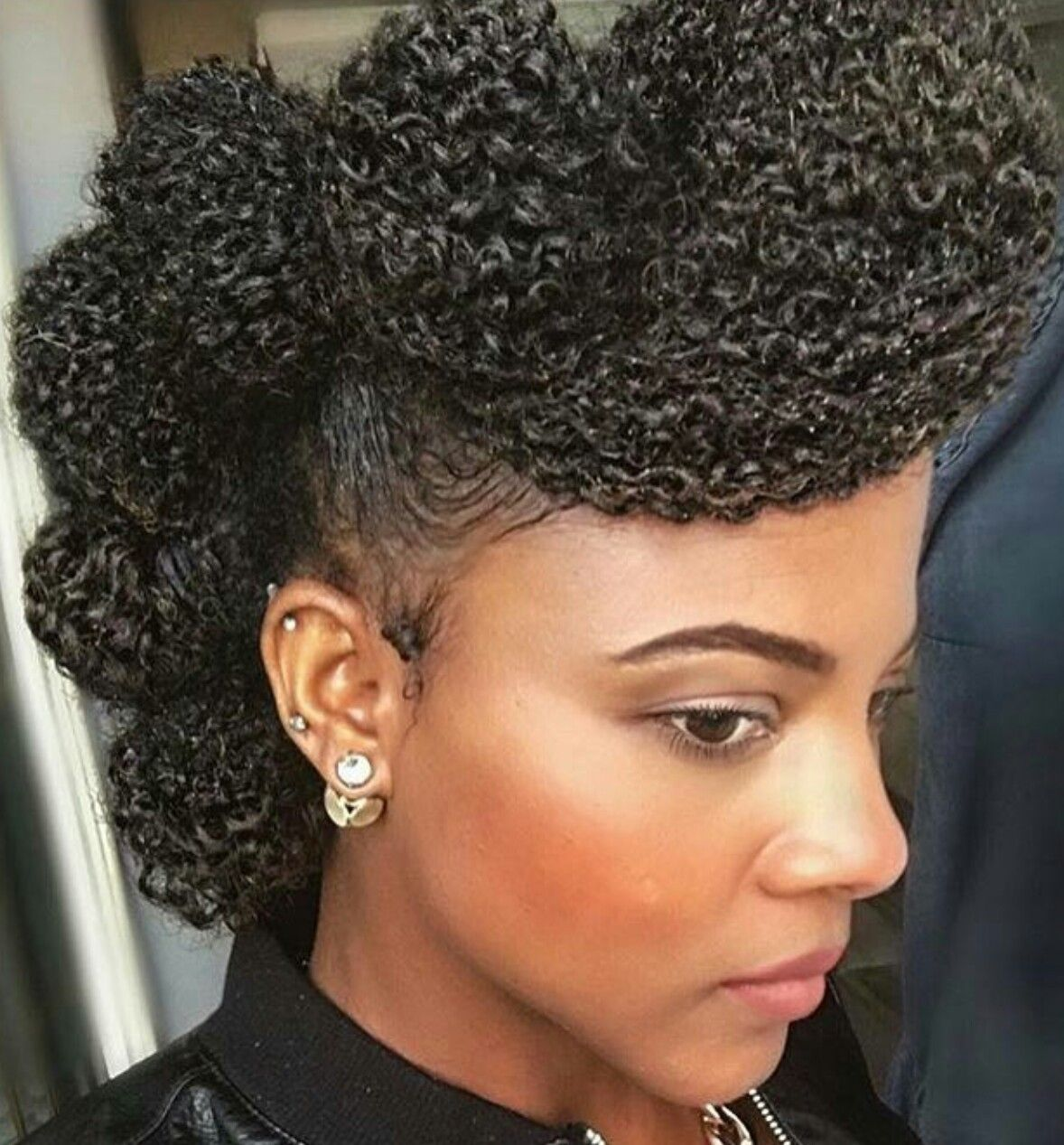 Pin by ayo on hair styling pinterest natural styles natural and