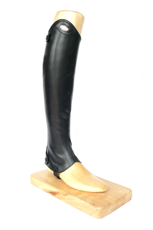 nuovo arrivo 7ed41 682ea Parlanti Passion - Black Minichaps ready to wear | Parlanti ...