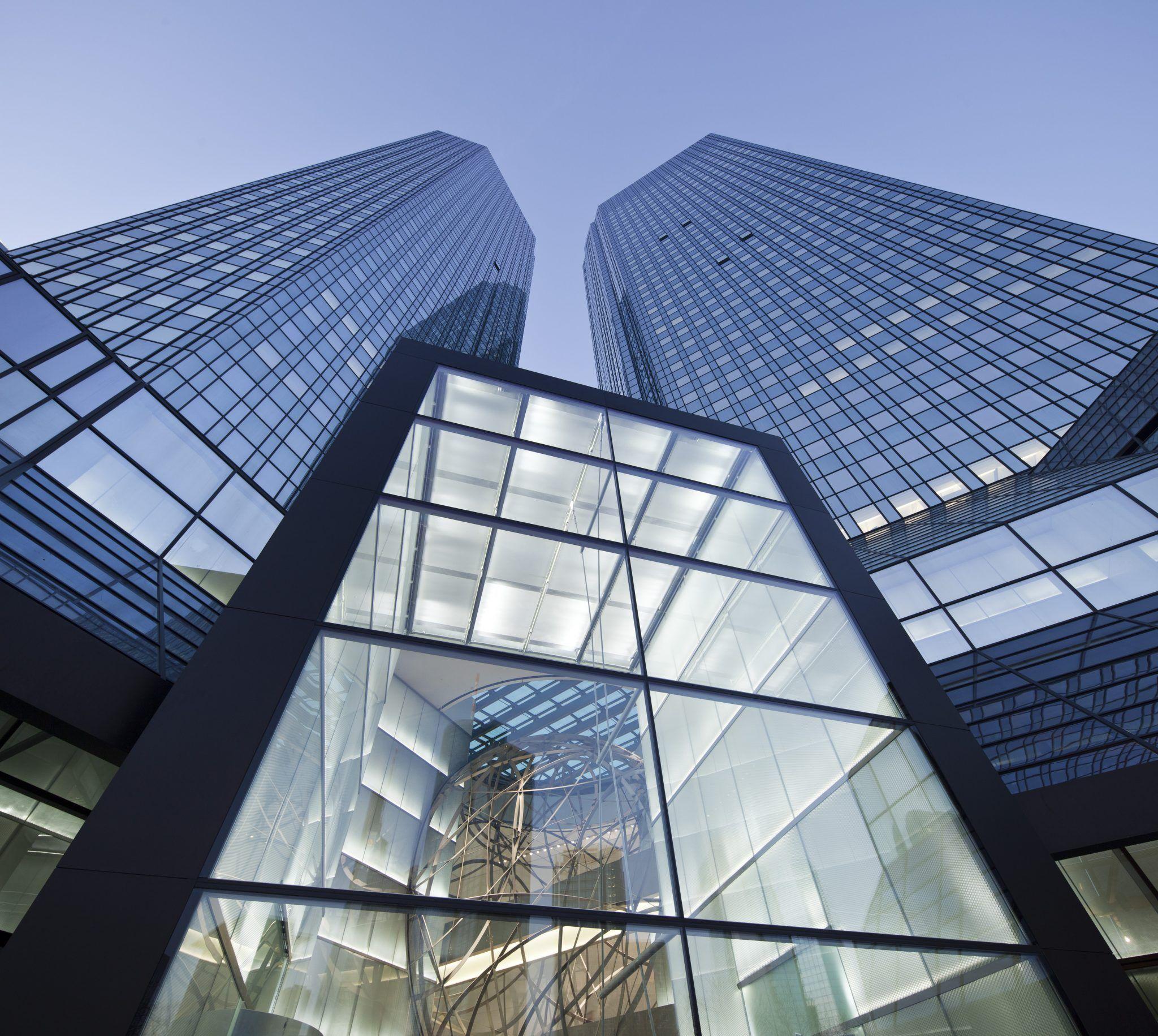 Deutsche Bank To Redeem Its Usd 800 Million 6 55 Trust Preferred Securities Of Deutsche Bank Contingent Capital Trust Ii Europawire Eu In 2020 Gebouwen